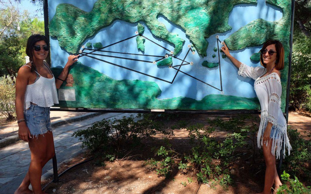 Itaca: itinerario di un giorno sulle orme di Ulisse