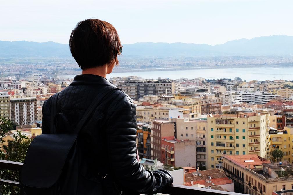 Sardegna del sud itinerario