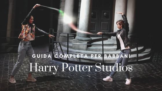 Harry Potter Studios a Londra: la guida completa per babbani