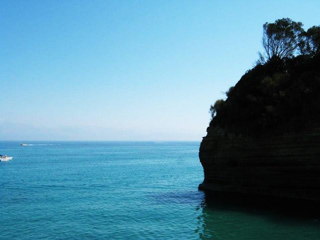 Corfu isola greca