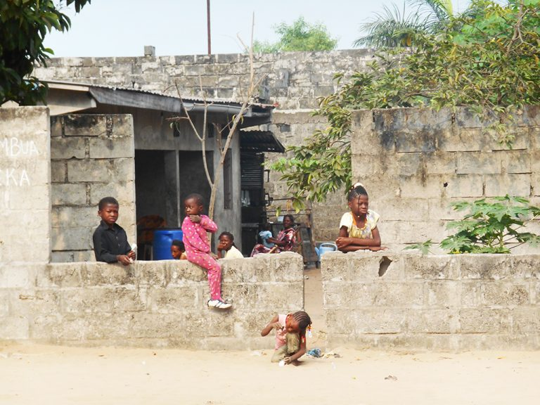 Abitazione Africa