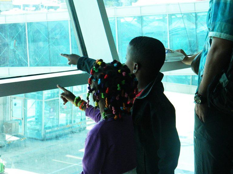Aeroporto Africa