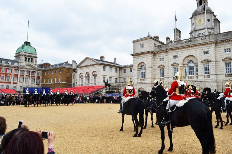 Cambio della Guardia Buckingham Palace
