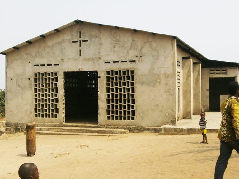 Chisa villaggio Congo