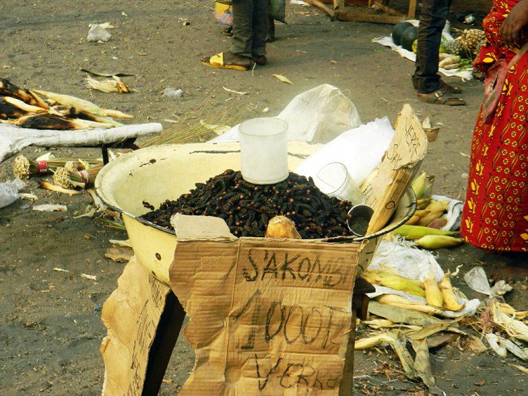 Cibo di strada Congo