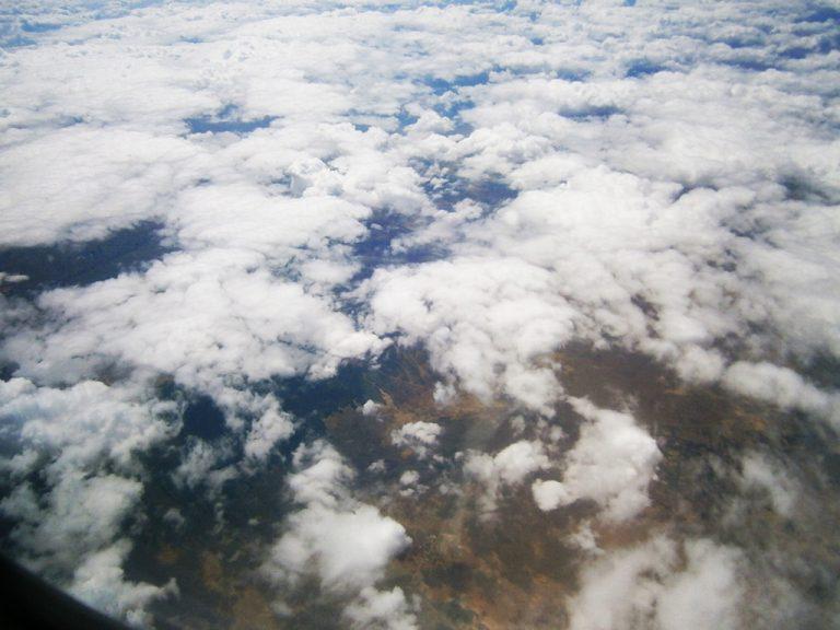 Congo in aereo