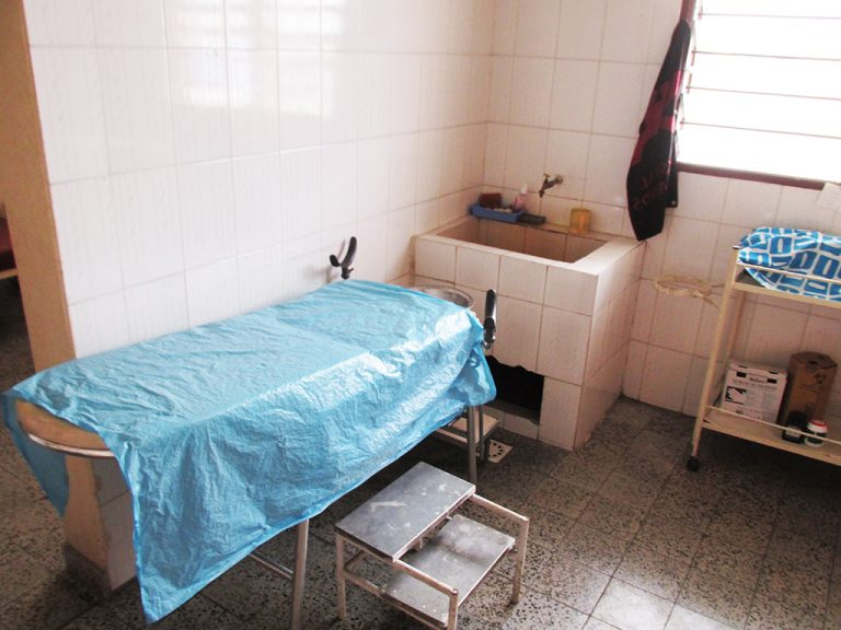 Congo ospedale