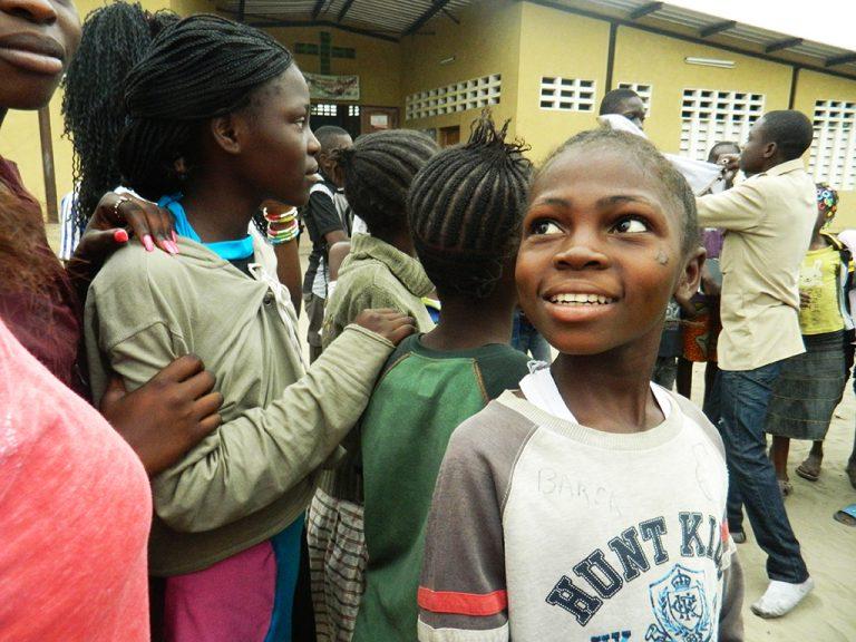 Congo sorriso