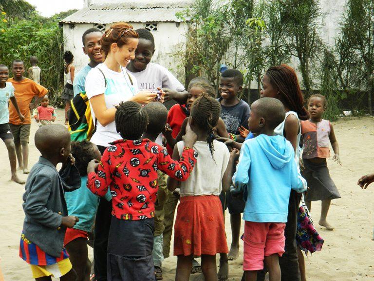 Esperienza umanitaria Congo