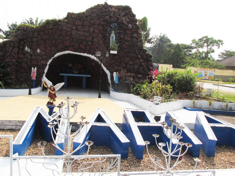 Grotta Maria Kinshasa