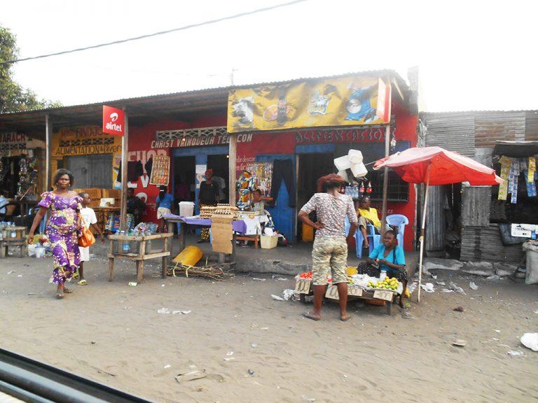 Kinshasa città Congo