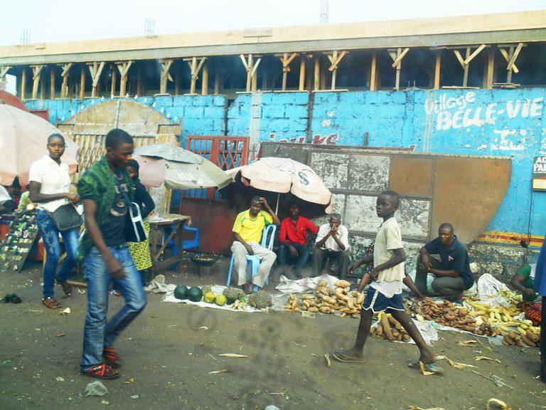 Mercato Congo