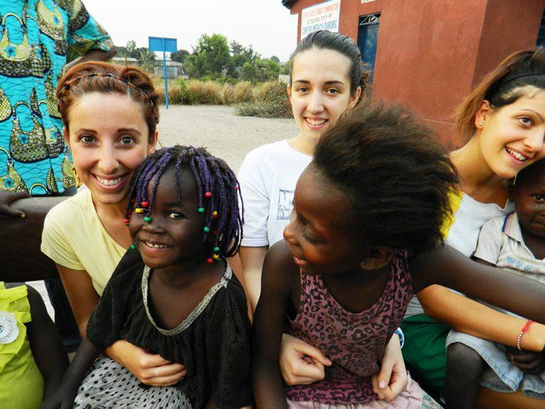 Missione umanitaria Congo