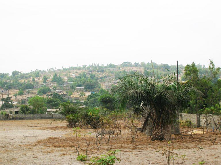 Paesaggio Congo
