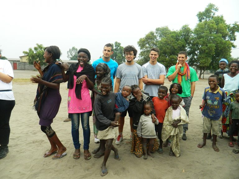 Risate bambini Congo