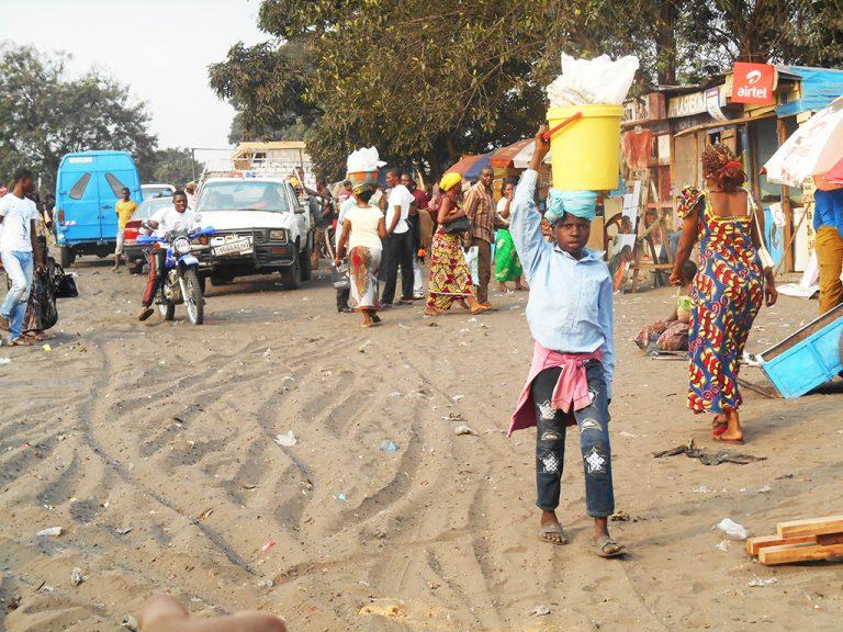 Strade di Kinshasa