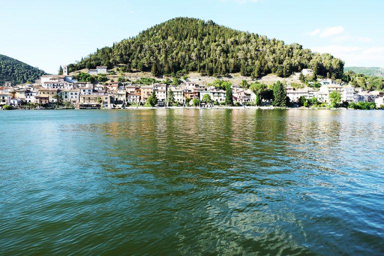 Umbria lago Piediluco