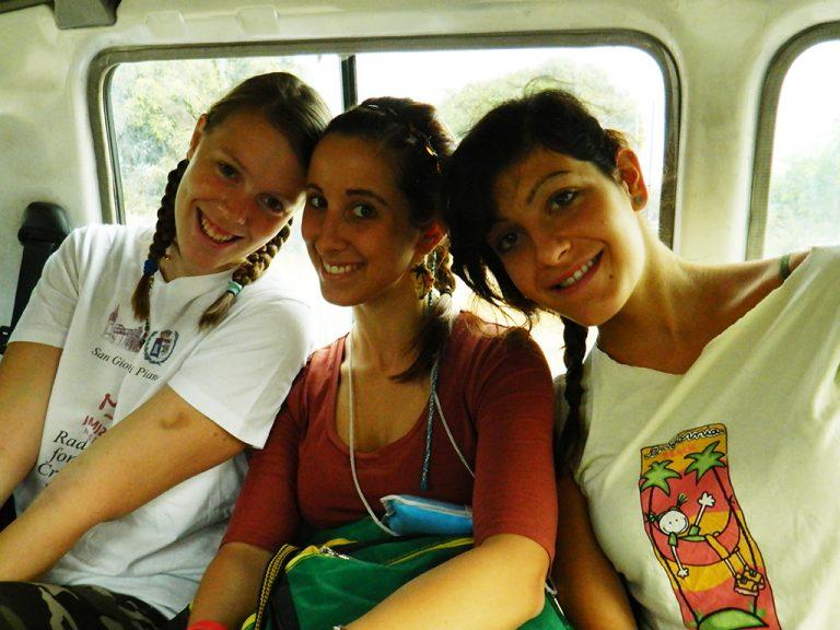 Viaggio jeep Congo