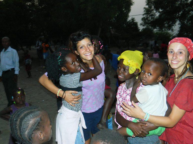 Africa viaggio umanitario