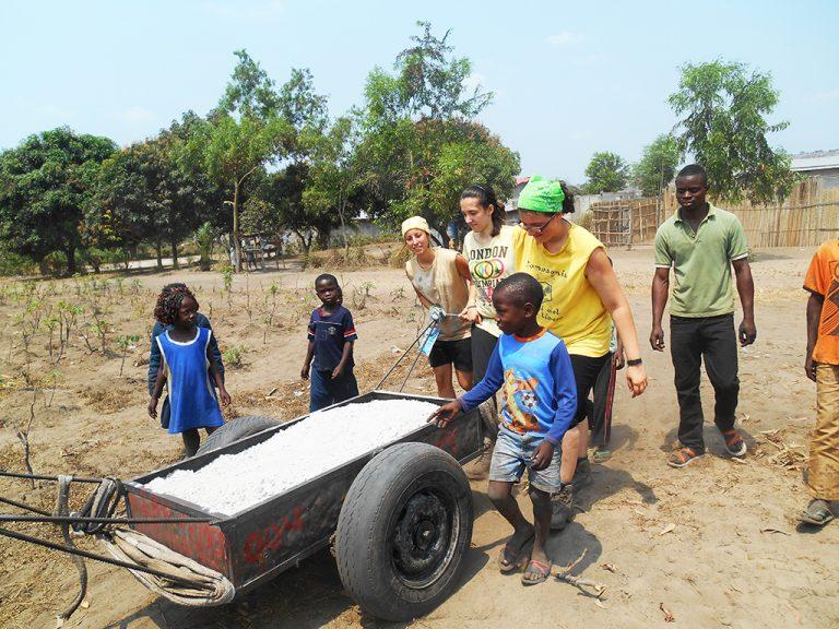 Aiuto Congo Africa
