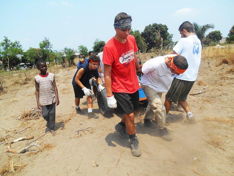 Aiuto umanitario Congo