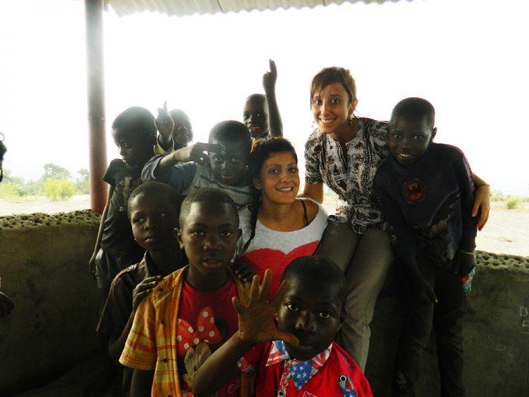 Bambini africani Congo