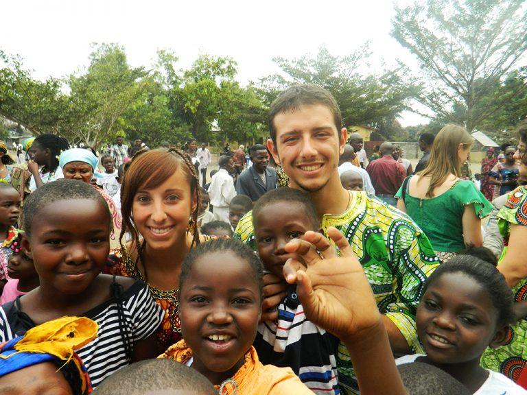 Bambini Congo missione