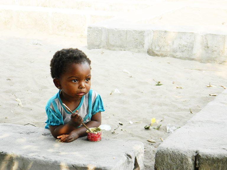 Bambino Africa Congo