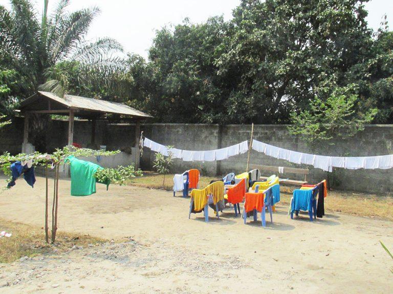 Congo abiti