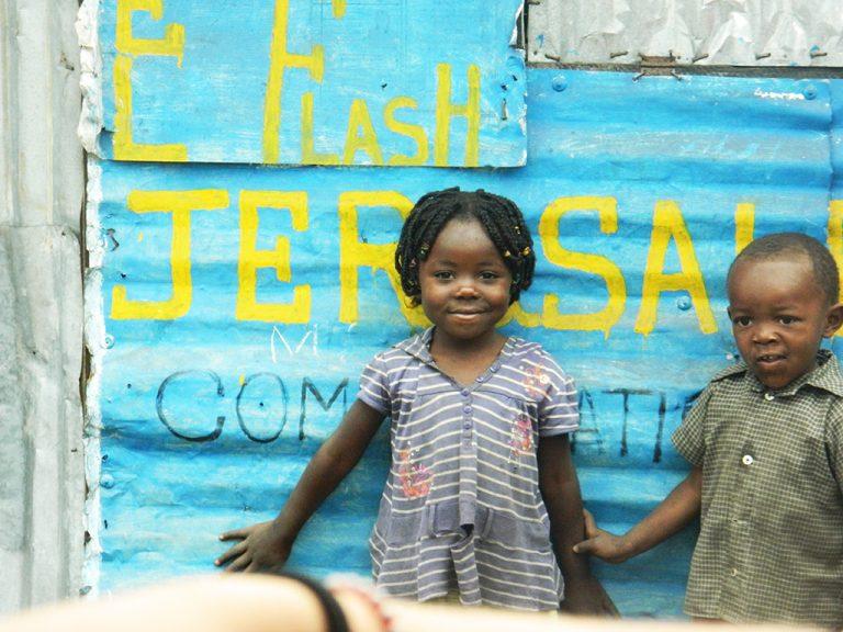 Congo bambina