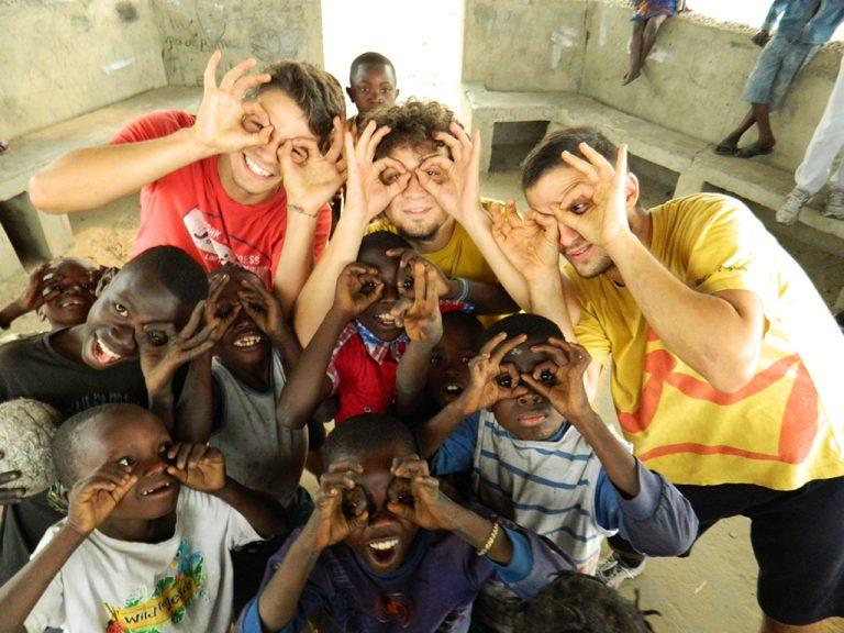 Congo bambini giochi
