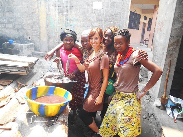 Congo cibo