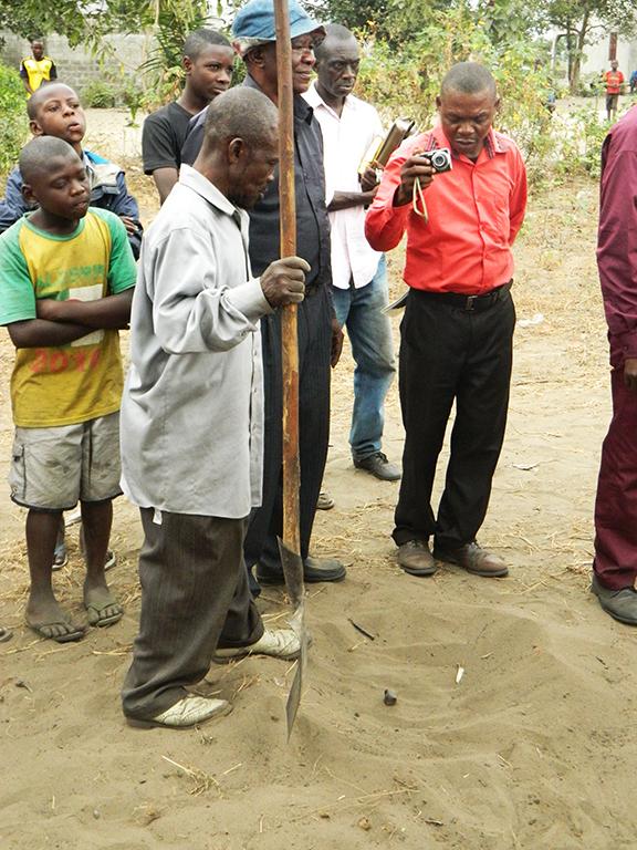 Congo costruire