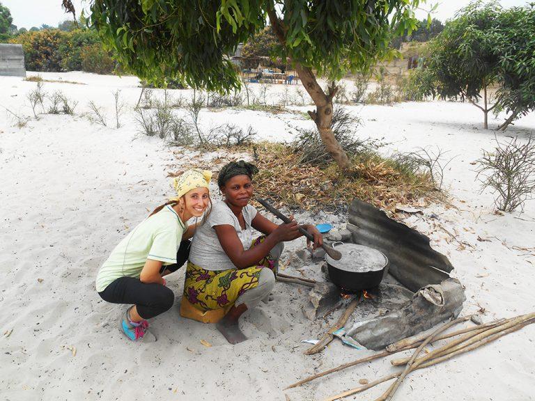 Congo cucinare