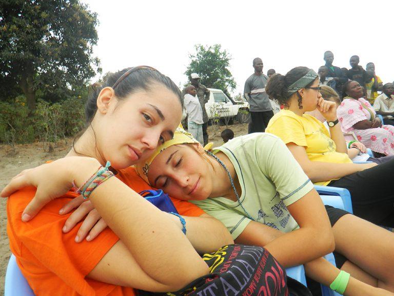 Congo dormire