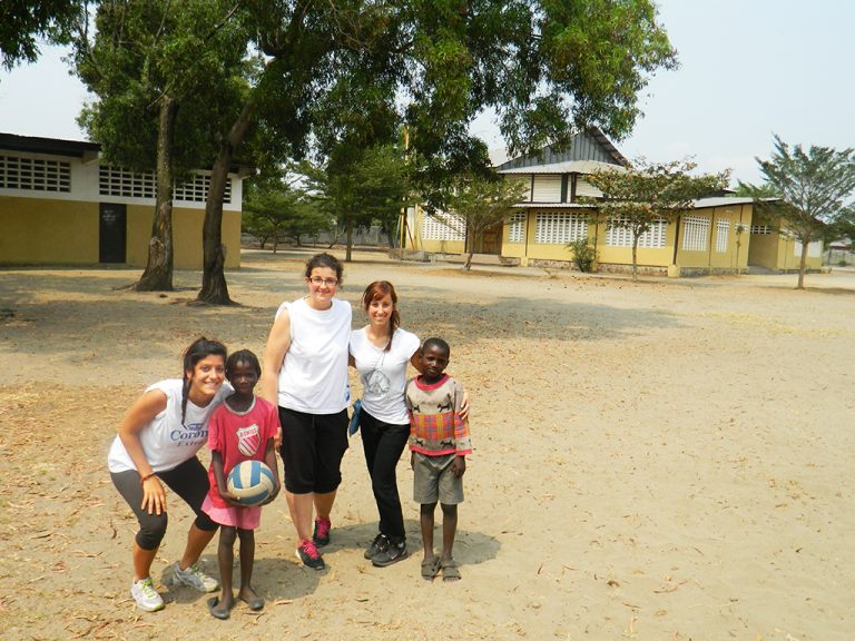 Congo missione Africa