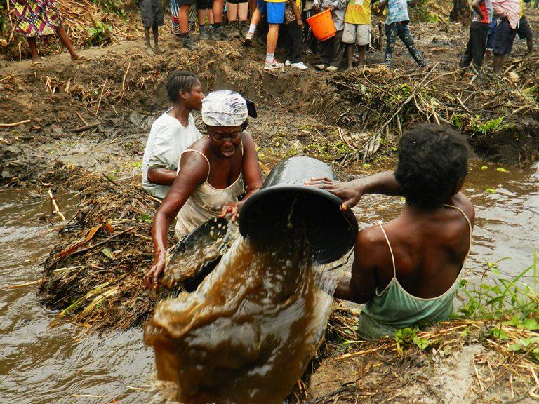 Congo pesca