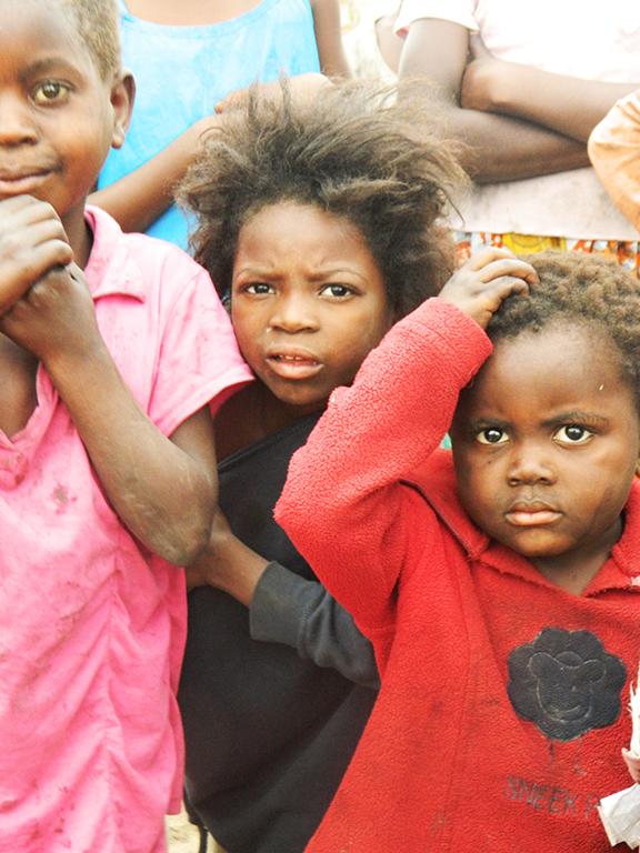 Congo sguardi