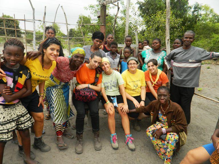 Congo viaggio