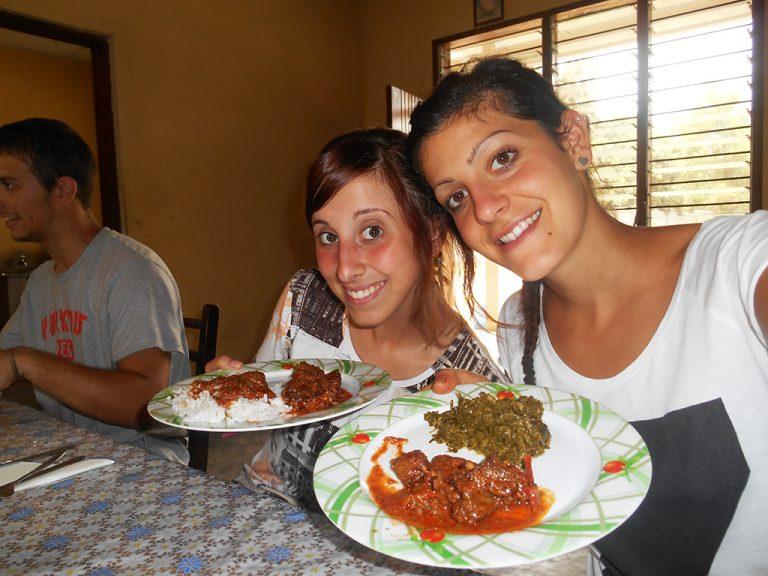 Cucina Congo