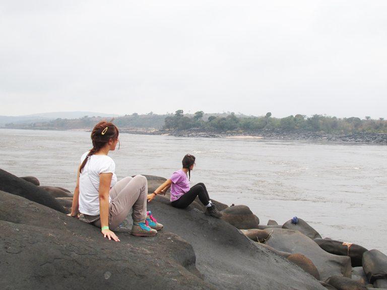 Fiume Congo Africa