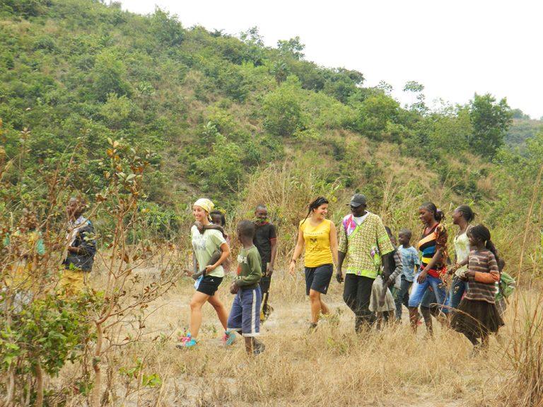 Gruppo viaggio Congo