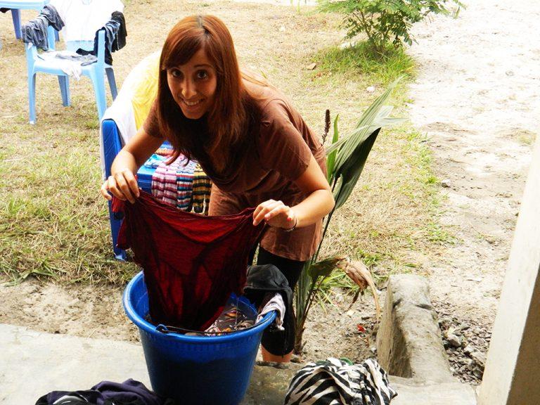 Lavare vestiti Congo