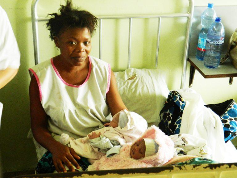 Maternità Congo