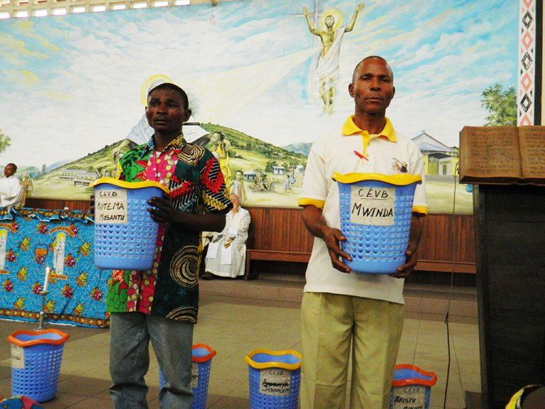 offerta messa Congo