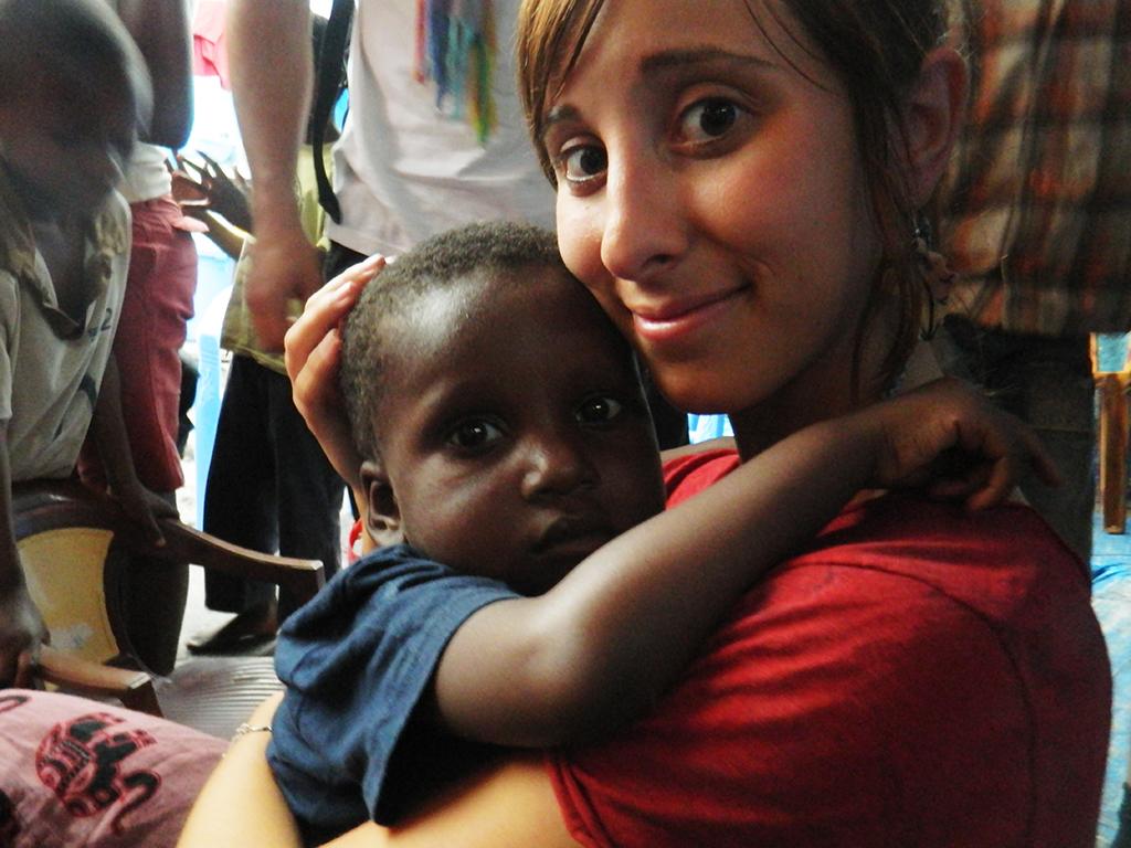 Orfanotrofio Africa