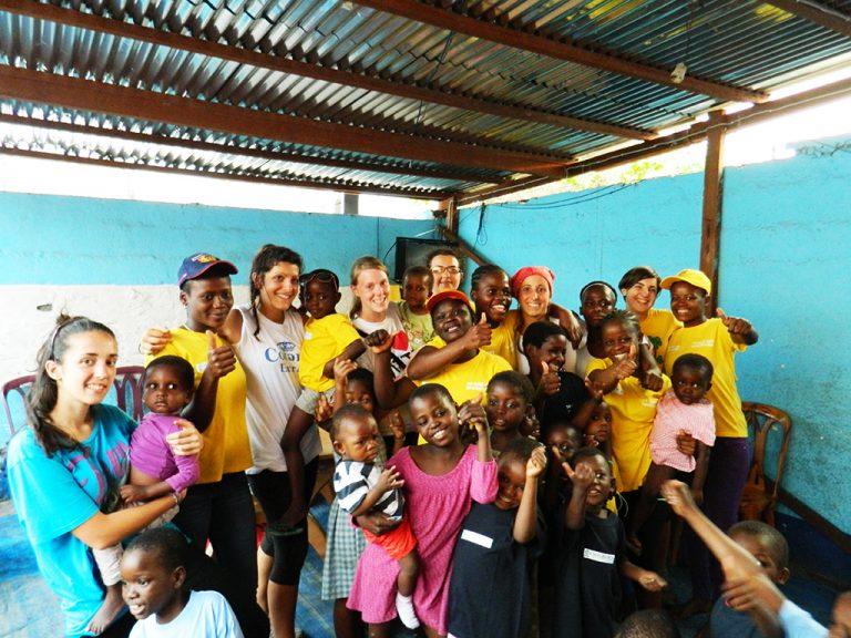 Orfanotrofio Congo
