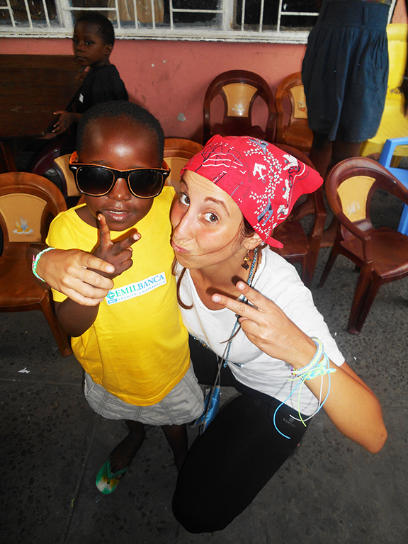 Orfanotrofio EEV Eden Kinshasa