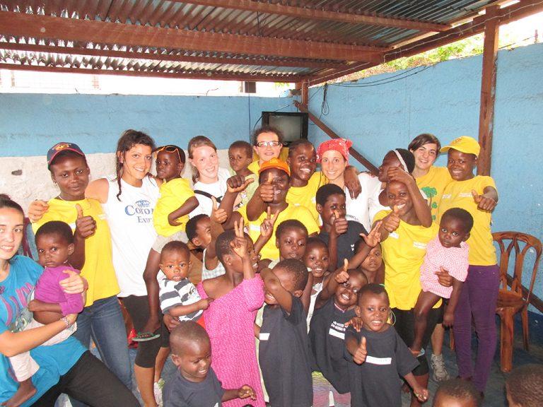 Orfanotrofio Kinshasa Congo