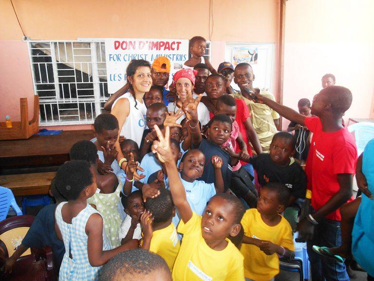Orphelinat Kinshasa